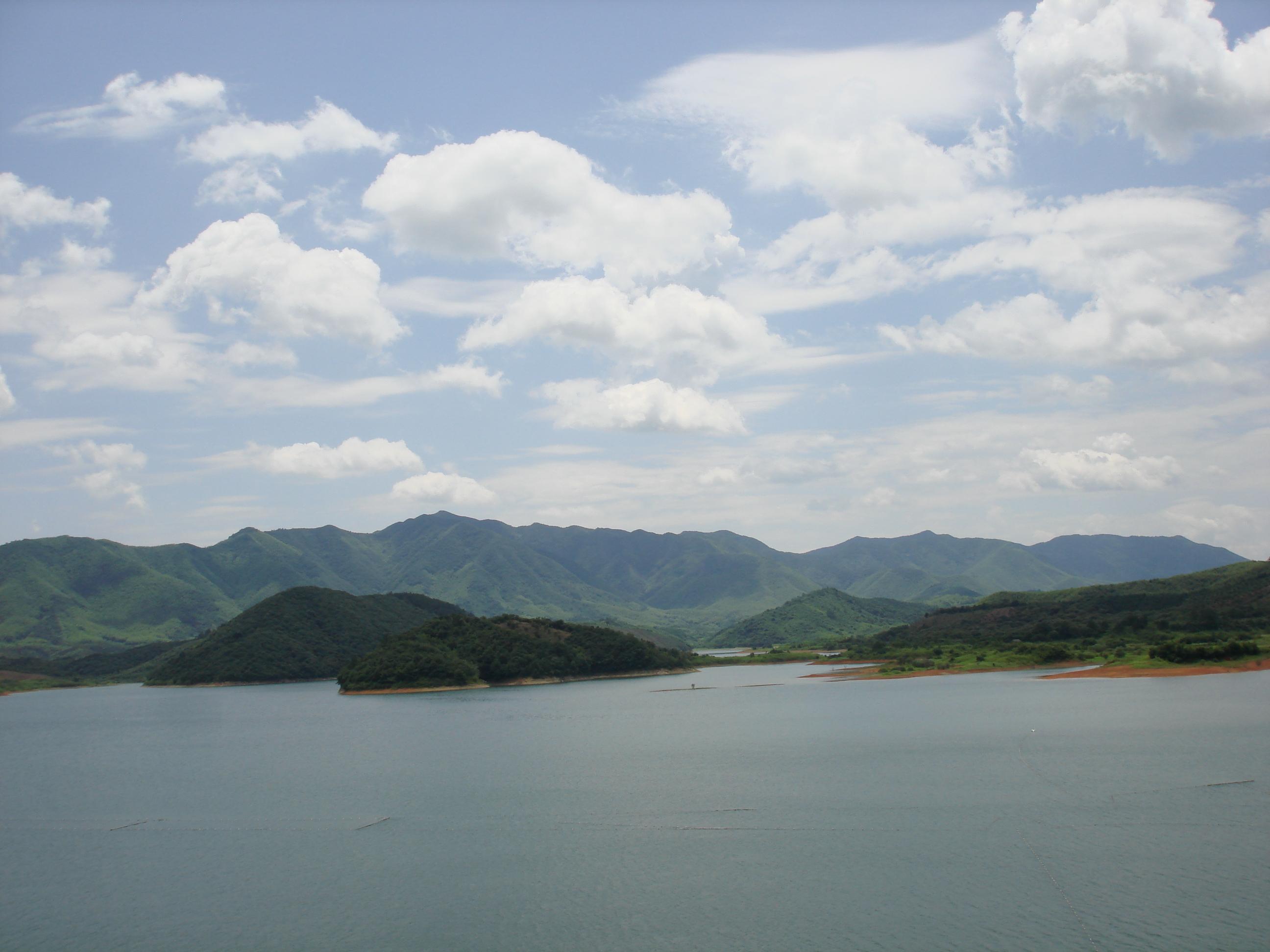 卢湖竹海风景区