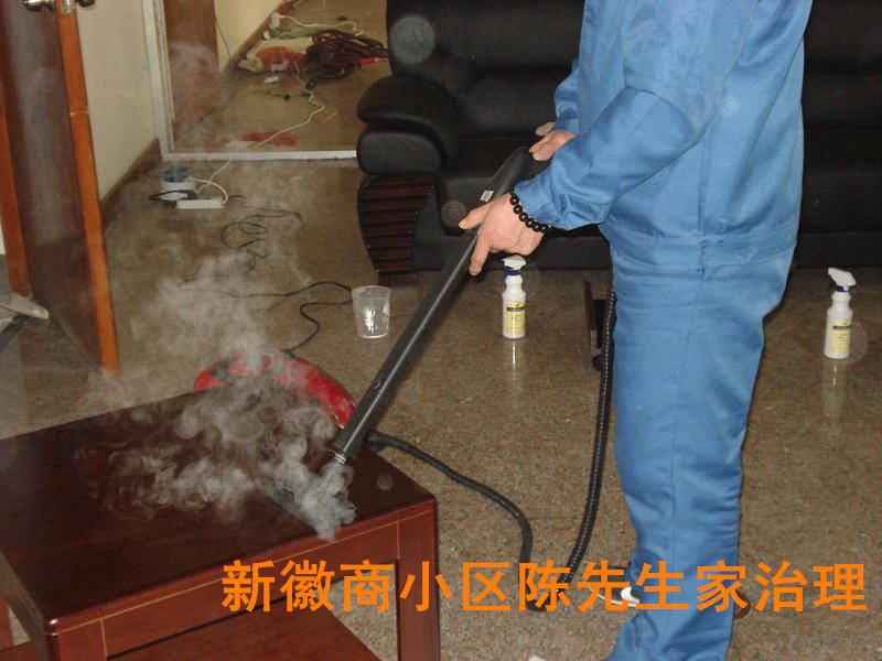 室内装修去除甲醛污染的小方法
