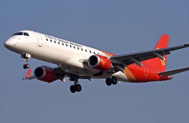 飞机飞行一个小时,大约在河南省的上空,感觉机身突然剧烈的颤抖起来.